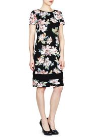 PAPILLON BLANC Floral Shift Dress - Product Mini Image