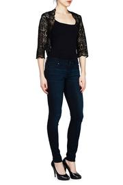 Shoptiques Product: Lace Shrug  - Front cropped