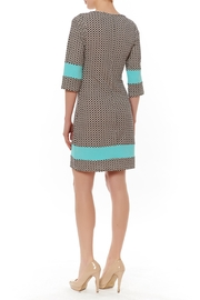 Shoptiques Product: Printed Shift Dress - Front full body
