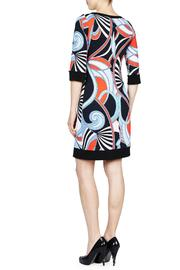 Shoptiques Product: Swirl Shift Dress - Front full body