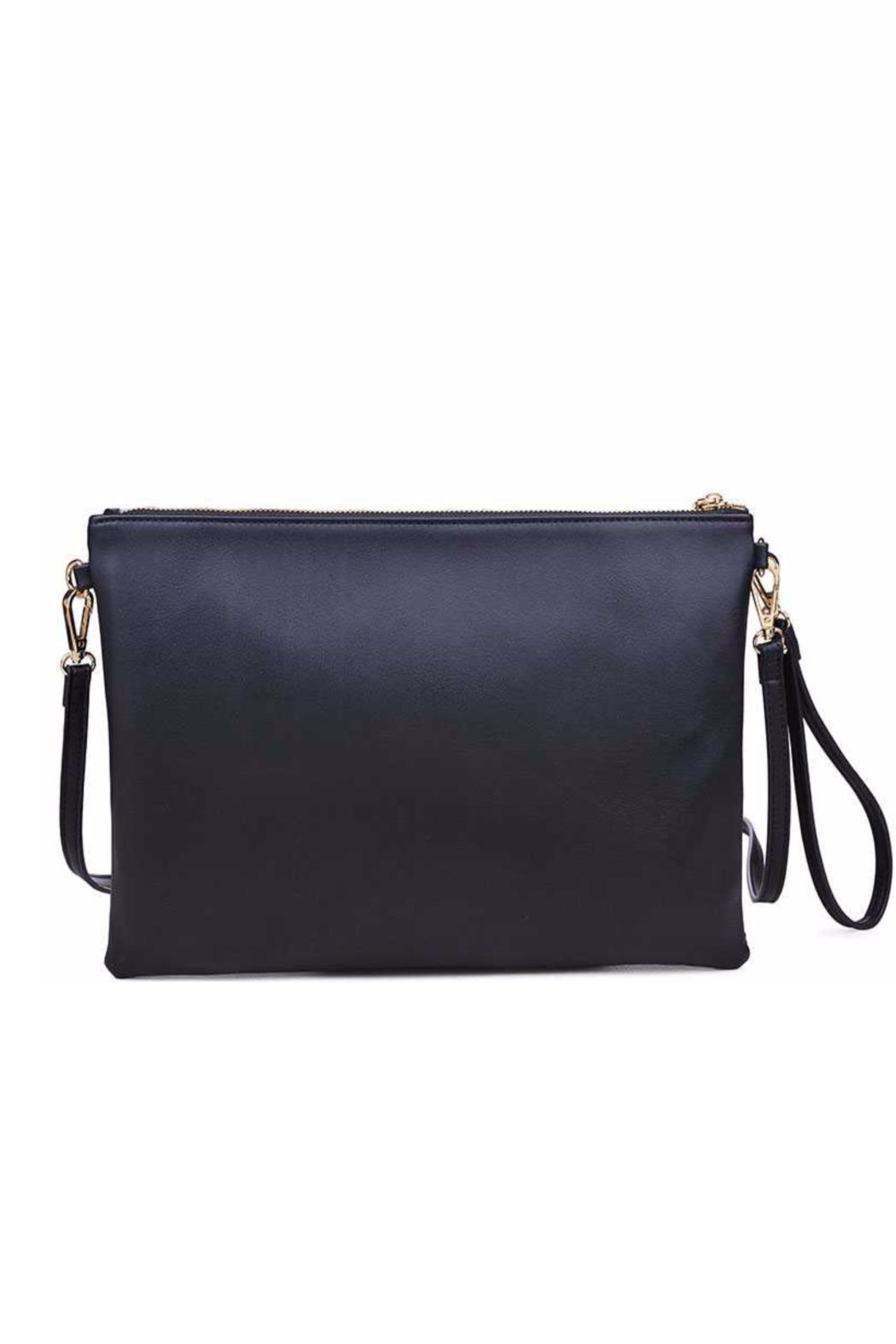 Urban Expressions Pappillon Crossbody Clutch - Front Full Image