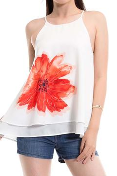 Paprika Flower Layered Top - Product List Image