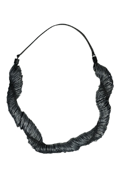 Shoptiques Product: Leather Statement Necklace