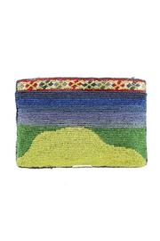 Mary Frances Par-Tee Beaded Clutch - Front full body