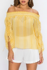 Jealous Tomato Parachute Sleeve Blouse - Product Mini Image