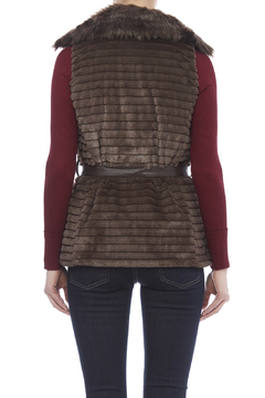 Paradis Miss Faux Fur Vest - Alternate List Image