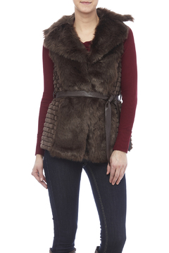 Paradis Miss Faux Fur Vest - Product List Image