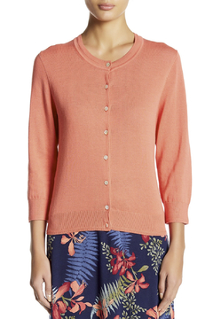 Tommy Bahama Paradise Pima Dress Cardigan - Alternate List Image