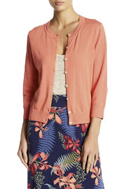 Tommy Bahama Paradise Pima Dress Cardigan - Product Mini Image