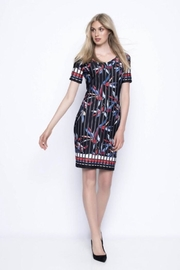 Picadilly Paradise Stripe Dress - Product Mini Image