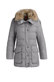 Parajumpers Antora Wool Jacket - Product Mini Image