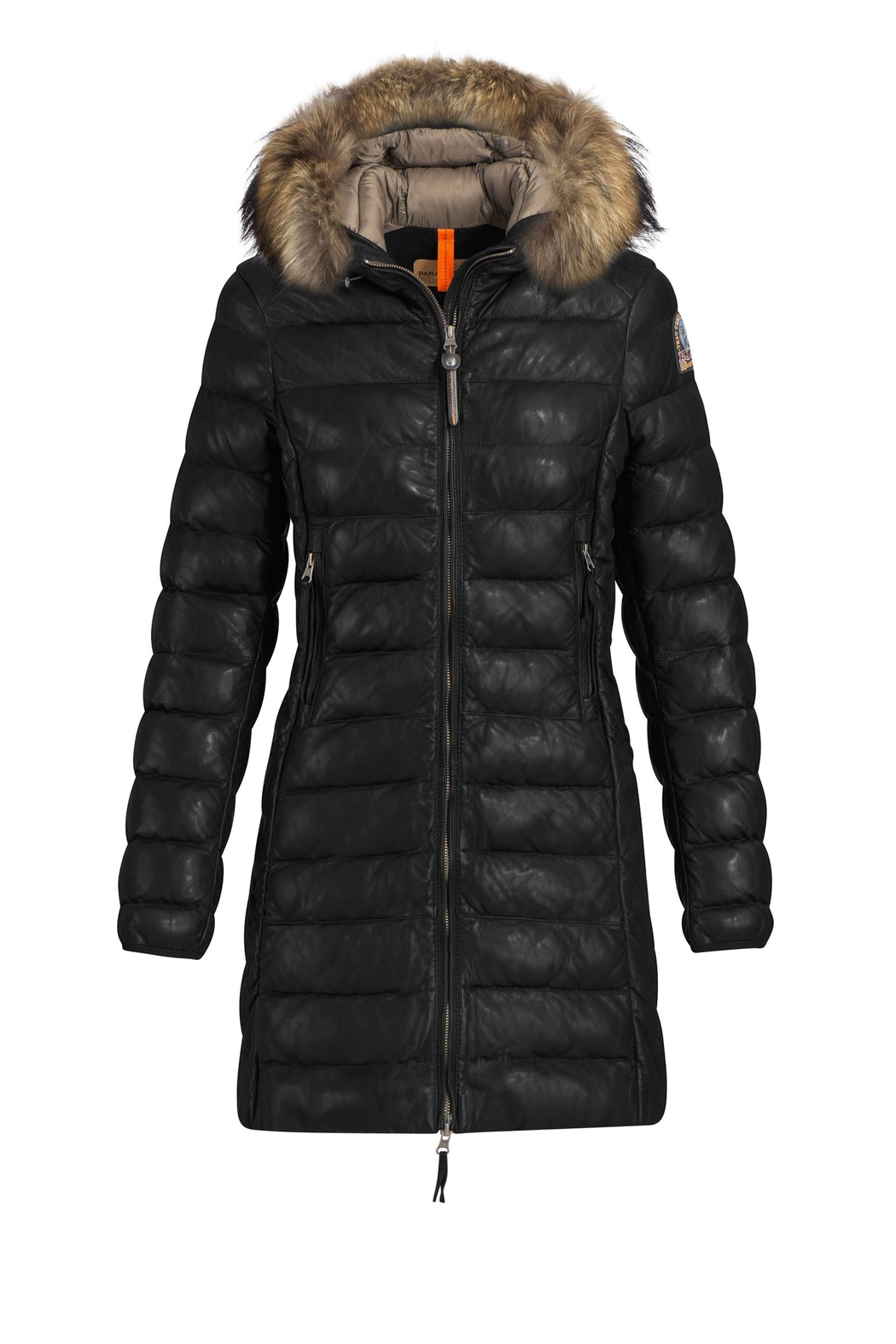 Parajumpers Demi Leather Black - Main Image