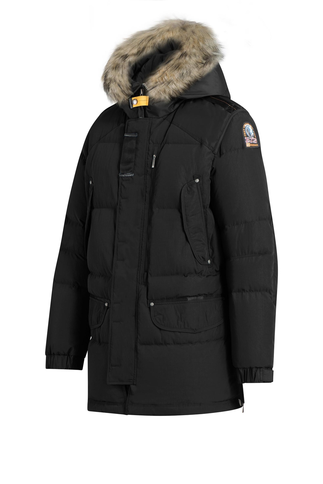 Parajumpers Harraseeket Down Jacket - Front Full Image