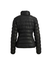 Parajumpers Jodie Leather Jacket - Side cropped