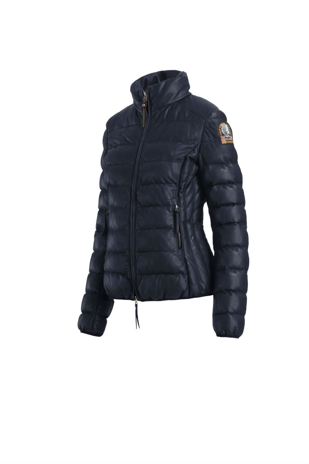 Parajumpers Jodie Leather Jacket - Front Full Image