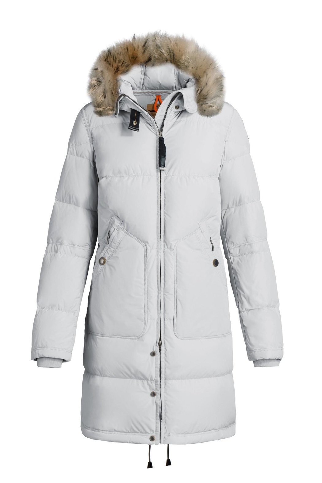Parajumpers Light Long Bear Parka - Front Cropped Image