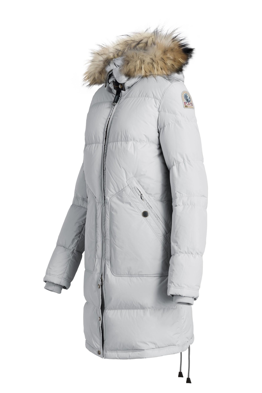Parajumpers Light Long Bear Parka - Front Full Image