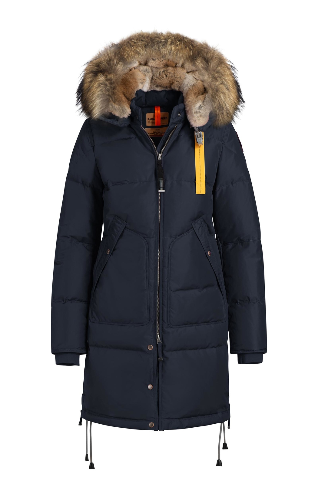 Parajumpers Long Bear Jacket - Front Cropped Image