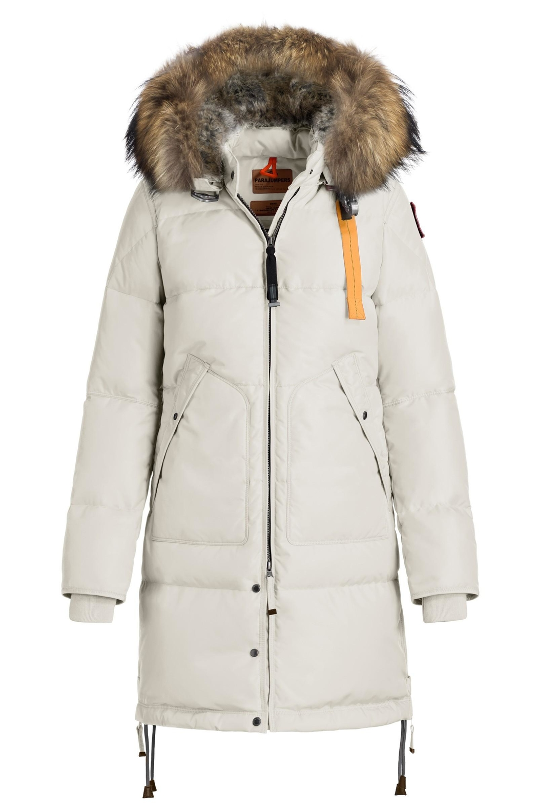 Parajumpers Long Bear Parka - Front Cropped Image