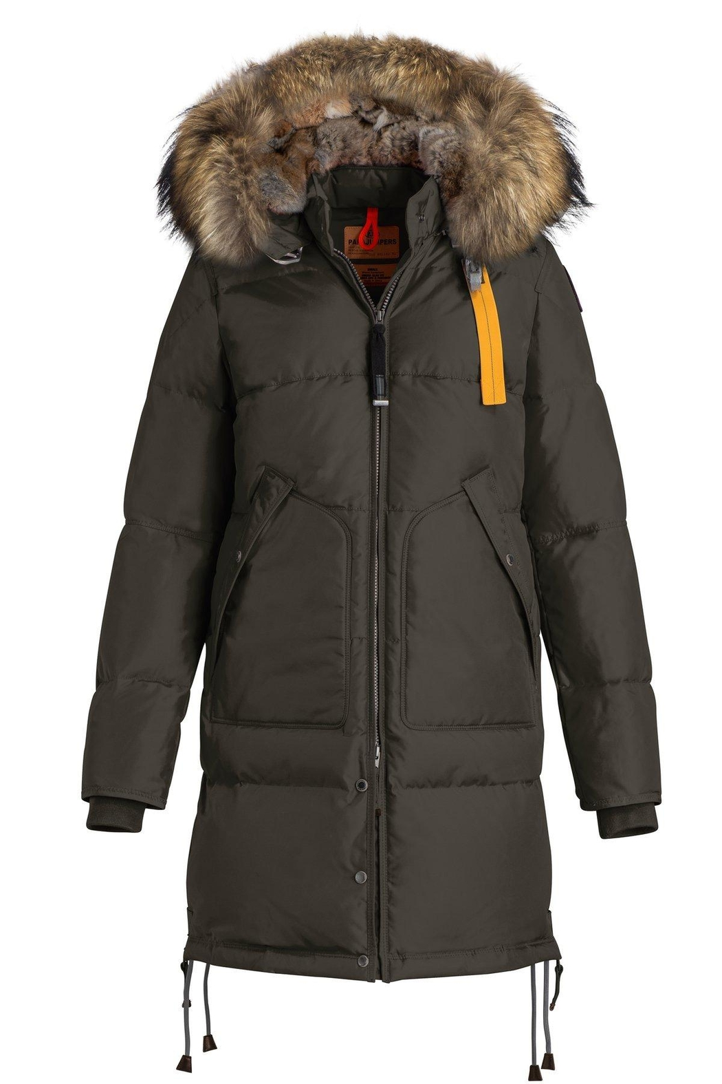 Parajumpers Long-Bear Women's Parka - Front Cropped Image