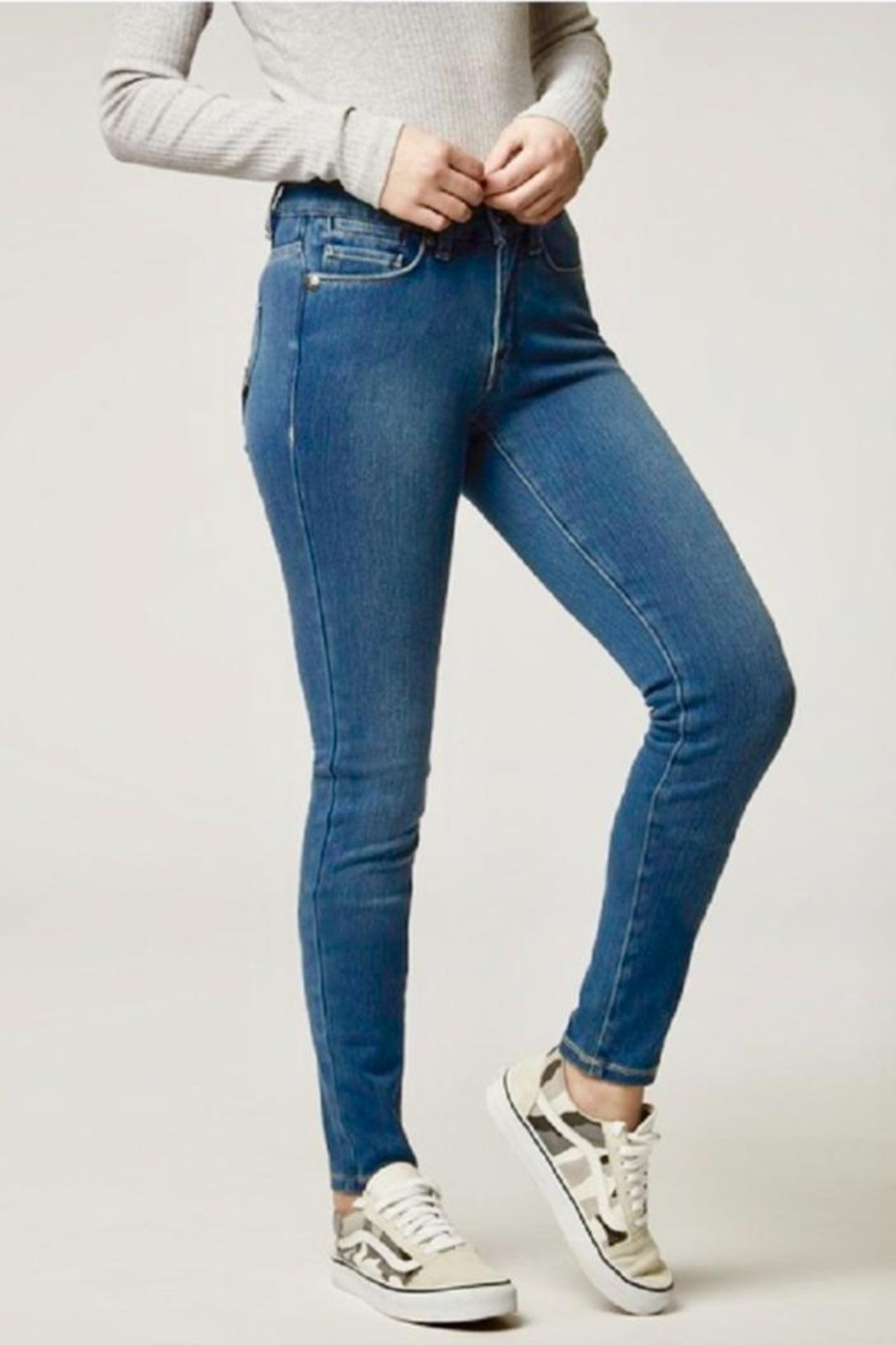 Parasuco Super Stretch Jeans - Front Full Image