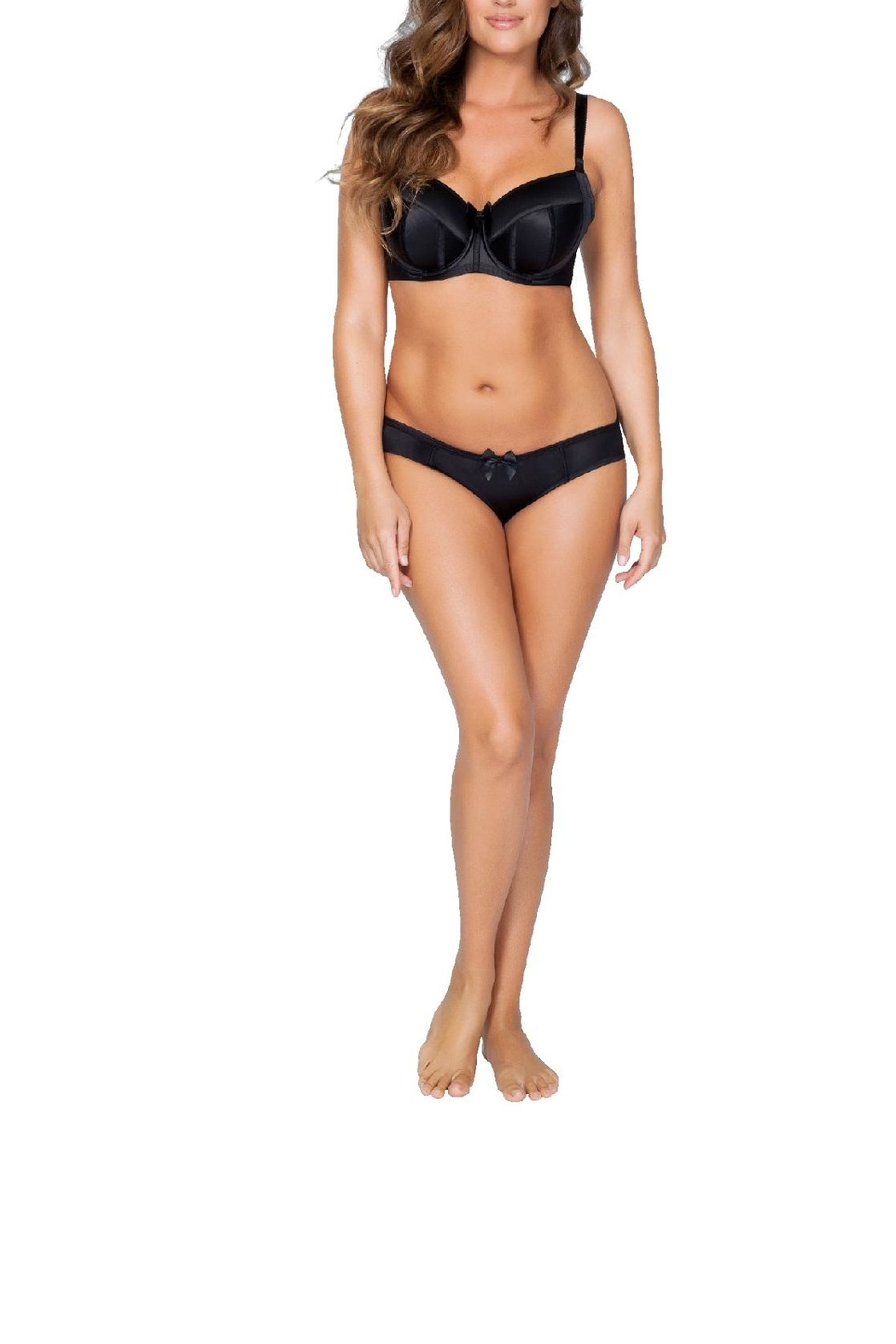 Parfait by Affinitas Intimates Charlotte Padded Bra - Front Cropped Image