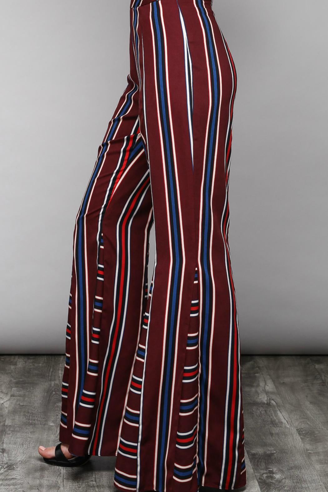 Do & Be Paris Bell Bottoms - Front Full Image