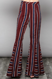 Do & Be Paris Bell Bottoms - Front cropped