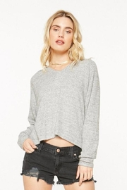 Project Social T Paris Cozy Hoodie - Side cropped