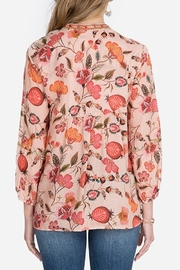 Johnny Was Paris Effortless Blouse - Front full body