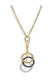 Stephanie Kantis Paris Round Necklace - Front cropped