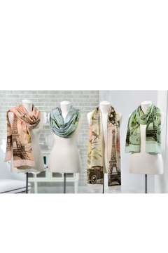 Gift Craft Paris Scarf - Alternate List Image