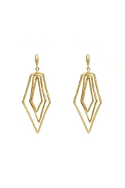 Stephanie Kantis Paris Triple Earring - Front cropped