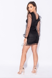 Parisian Cora Mini Dress - Front full body