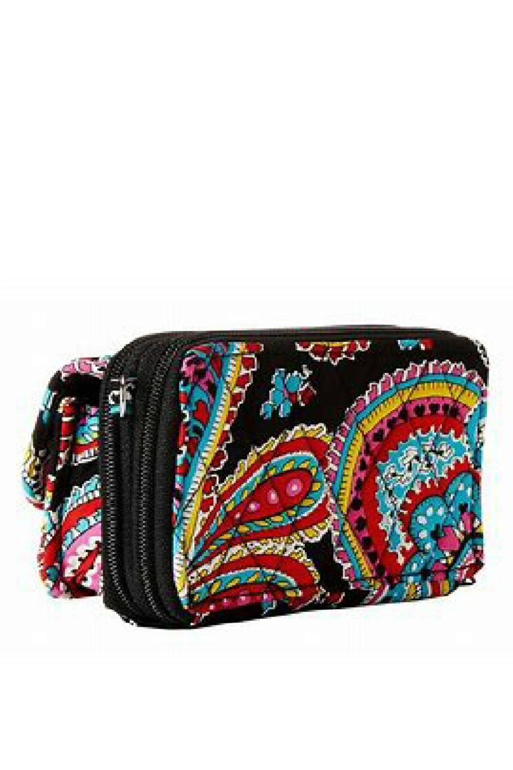 Vera Bradley Parisian Paisley All-In-One - Front Full Image