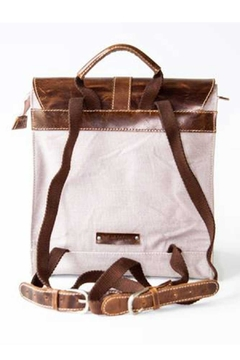 Le Papillon Parisienne Messenger Backpack - Alternate List Image