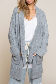 POL  Park City Cardigan - Front cropped