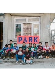PARK Park Soccer Ball - Other