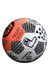 PARK Park Soccer Ball - Front full body