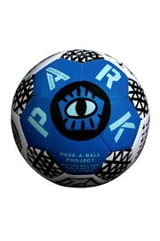 PARK Park Soccer Ball - Side cropped