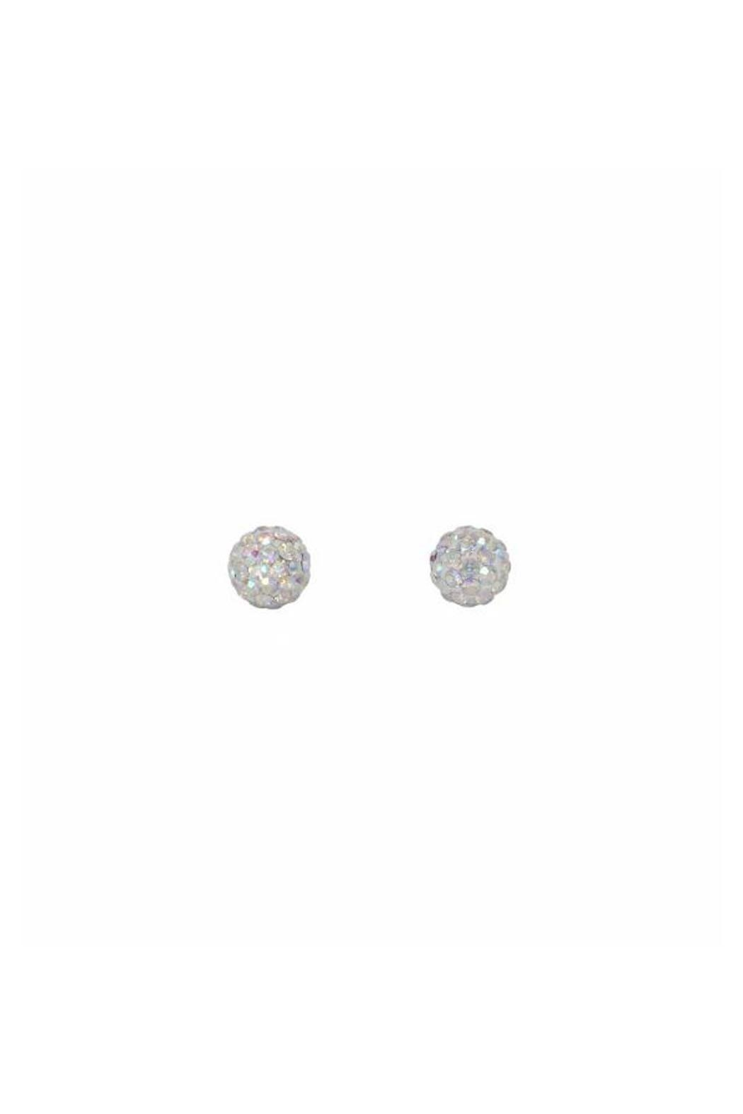 PARK AND BUZZ Radiance Stud Earrings - Main Image