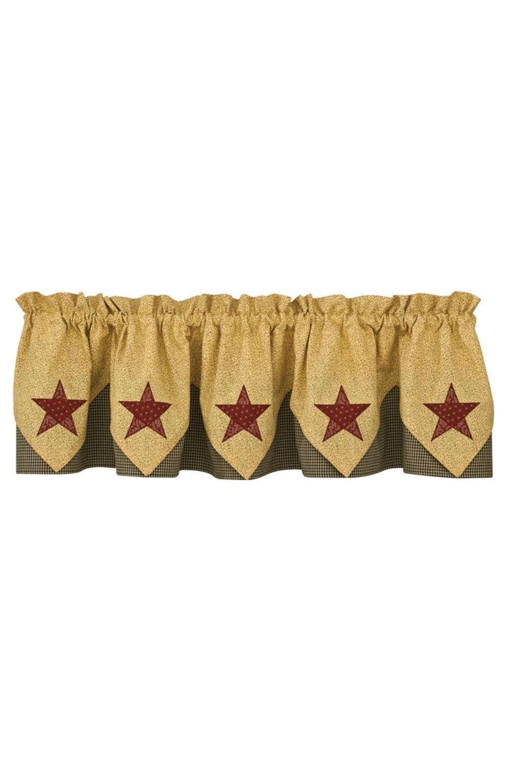Park Designs Country Star Valance - Main Image