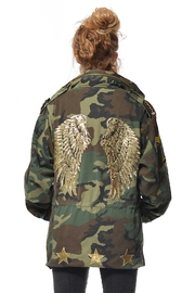 Gypsetters Parka Angel Wings - Product Mini Image