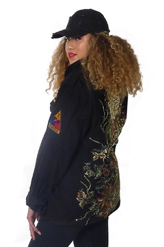 Gypsetters Parka Peacock - Product List Image