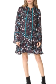 Parker Adelle Longsleeve Dress - Product Mini Image