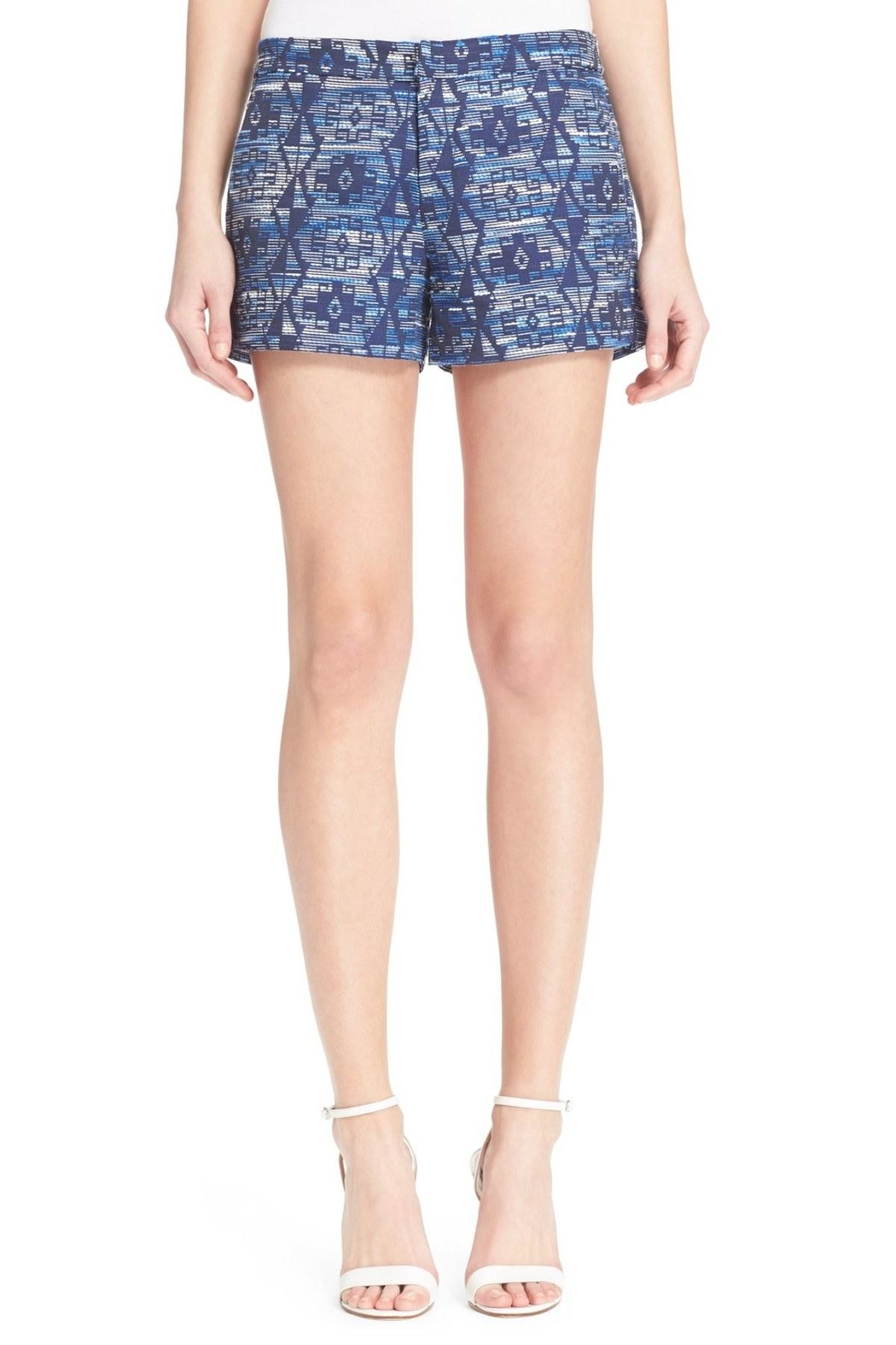 Parker Atlantic Riley Shorts - Front Cropped Image