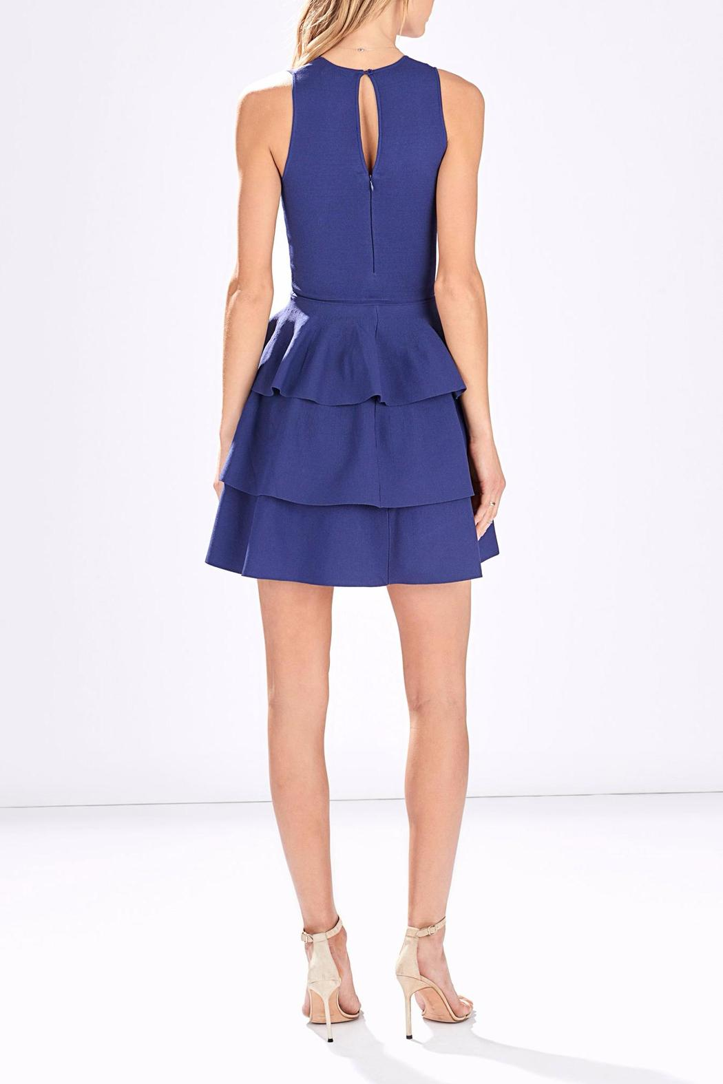 Parker Bermuda Knit Dress - Front Cropped Image