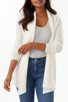 Tommy Bahama Parker Breeze Cashmere Cardigan - Product List Image