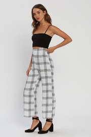 Flynn Skye Parker Check Pants - Product Mini Image