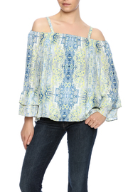 Parker Dipsy Blouse - Product Mini Image